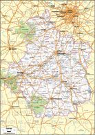 Lot Ctr-VdL - 250 CP De La Région CENTRE - VAL DE LOIRE ( Dépts 18-28-36-37-41-45 ) - Ni Doublons, Ni Publicitaires - 100 - 499 Karten