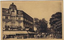 21  Dijon  Terminus Hotel  Et Grande Taverne Face A La Gare - Dijon