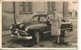 Automobile  Photocarte - Turismo