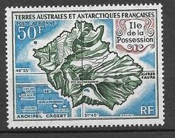 TAAF 1971 Poste Aérienne N° 23   N * * Luxe  TTB - Franse Zuidelijke En Antarctische Gebieden (TAAF)