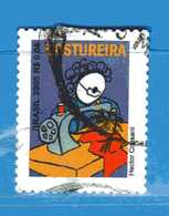 (1Us) Brasile °- 2005 - PROFESSIONI - Yvert.2938. Used. - Brasile