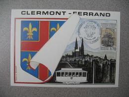 Carte Maximum 1989   N°  2608 - 1980-89