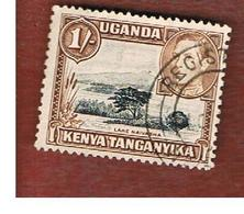 KENYA, UGANDA & TANGANYIKA  - SG 145 -  1938 LAKE  NAIVASHA   -USED° - Kenya, Uganda & Tanganyika