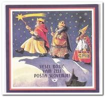 Slovenië 2018, Postfris MNH, Christmas ( Booklet, Carnet ) - Slovenië