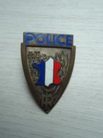Petit Insigne De  Police - Police & Gendarmerie
