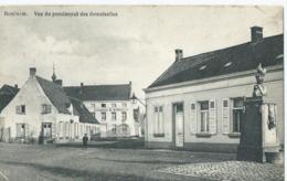 Hemiksem - Hemixem - Vue Du Pensionnat Des Demoiseiles - Edit. Vve. Vereycken - 1910 - Hemiksem