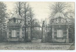 Hemiksem - Hemixem - Ingang Van Het Kasteel - Entrée Du Château - Edit. Vve. Vereycken - 1909 - Hemiksem