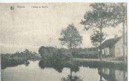 Genk - Genck - L'Etang Du Moulin - Edition Maison Lowis Genck - 1919 - Genk