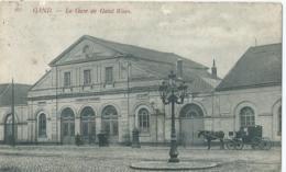 Gent - Gand - La Gare De Gand Waes - No 107 - Th. Van Den Heuvel, éditeur, Bruxelles - 1910 - Gent