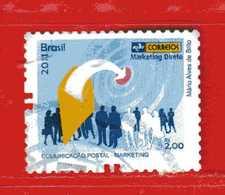 (1Us) Brasile °- 2011 - DIRETO MARKETING . Used. - Brasile