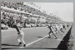 72 Carte Photo Circuit Le Mans 1962 Sport Automobile Course - Le Mans