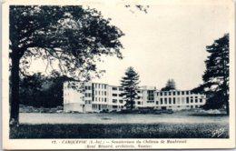 44 CARQUEFOU - Sanatorium Du Château De Maubreuil - Carquefou