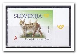 Slovenië 2018, Postfris MNH, Lynx - Slovenië