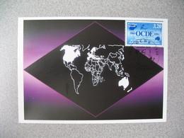 Carte Maximum 1990   N°  2673 - Maximum Cards
