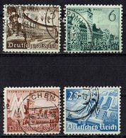 DR 1940 // 739/742 O - Gebraucht