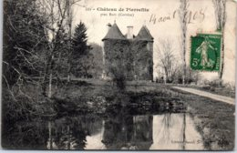 19 BORT - Château De Pierrefitte - Uzerche
