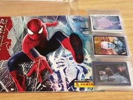 SPIDER-MAN 2 THE AMAZING Album Vuoto+set Completo Figurine Panini 2014 - Panini