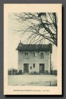 21 - BRION Sur OURCE -- La Gare    (scan Recto-verso) FRCR00038P - Frankrijk