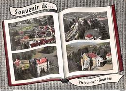 38-VIRIEU SUR BOURBRE-N°542-C/0333 - Virieu