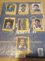 Azzurri IP Album Vuoto+SET COMPLETO Di 100  FIGURINE 1982-1998 - Adesivi