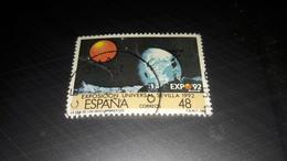 Spagna 1987 Expo 92 - 1931-Oggi: 2. Rep. - ... Juan Carlos I