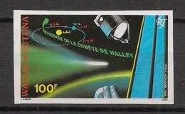 Wallis Et Futuna - 1986 - PA N°Yv. 149 - Comète De Halley - Non Dentelé / Imperf. - Neuf Luxe ** / MNH / Postfrisch - Raumfahrt