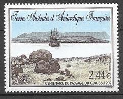 TAAF 2002  N° 334  Neuf * * Luxe  TTB - Franse Zuidelijke En Antarctische Gebieden (TAAF)