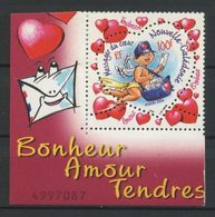 CALEDONIE 2004 N° 912 **  Neuf MNH Superbe Saint Valentin Coeur - Nueva Caledonia