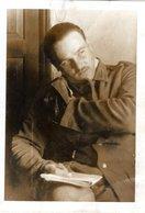 Foto 2. WK - Soldat Beim Brief Schreiben - Fotografie