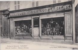 Bv - Cpa ROMANS (Drome) - Horlogerie Bijouterie TABARET - Côte Des Cordeliers - Romans Sur Isere