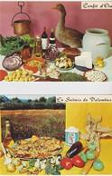 Recette Du Cassoulet, Confie D'Oie, Le Salamis De Palombes, France. - Küchenrezepte