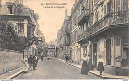 14-TROUVILLE SUR MER-N°R2151-F/0287 - Trouville