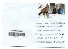 Kosovo Bird Europa 2019 Stamp - Kosovo