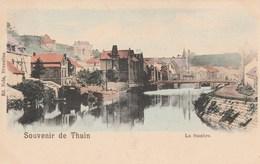 Souvenir De Thuin.  La Sambre. Nels . Scan - Thuin