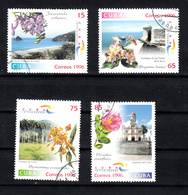 Cuba 1996 Mi Nr  3942 - 3945  Toerisme - Cuba
