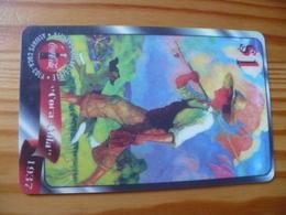 Prepaid Phonecard USA, Sprint - Coca Cola 34. - Etats-Unis