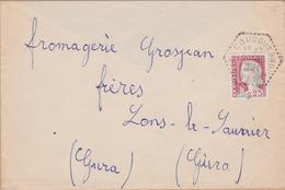 ENVELOPPE 1964 COUDOUX - 1961-....