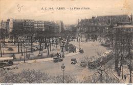 75-PARIS-PLACE D Italie-N°2164-D/0047 - Francia