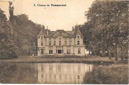 Pommeroeul NA1: Château De Pommeroeul 1925 - Bernissart