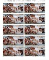 VATIKAN 4 Minifogli Restauro Capella Sistina Michelangelo 1994, MNH - Blocks & Sheetlets & Panes