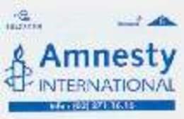 BPR-1991 : P302   AMNESTY INTERNATIONAL  MINT - Belgique