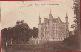 OLSENE - Château Stanislas Piers De Raveschoot - Kasteel Zulte (aan Comtesse Alex. De Hemptinne Noblesse Adel Zwijnaarde - Zulte