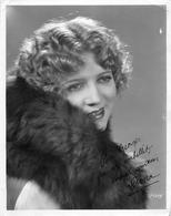 Photo Originale Dédicacée Laure Diana - 1933 - Pour Georges Bouban Maquilleur - 1933 - GP 2169 - 20,5x26cm - Autres