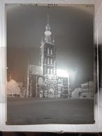 Tienen - OLV Ten Poel Kerk / Eglise Notre Dame Au Lac - Groot Foto Negatief Ca 17 X 23 Cm Met Proefafdruk Ca 14,5 X 21,5 - Tienen