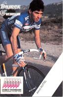 KÜTTEL Arno SUI (Bremgarten (Baden-Württemberg), 20-12-'63) 1989 Domex - Weinmann - Cyclisme