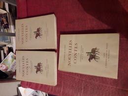 Musset Nouvelles Et Contes 3  Tomes Illustrations Couleurs De Marty Ed Piazza Numerote - Livres, BD, Revues