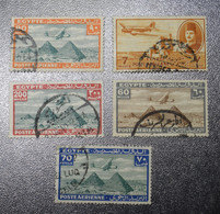 EGYPT   STAMPS    1933-47  Air Mails   Used   ~~L@@K~~ - Egypt