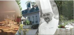 CP Restaurant Jean BROUILLY à TARARE (69) - Hotels & Restaurants