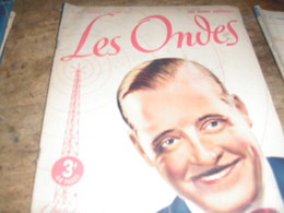 ONDES RADIO PARIS/COLLABORATION/LUGUET/SAUVAYRE/LAPIN A GILL FREDE /FRED HEBERT /NELLY AUDIER - 1900 - 1949
