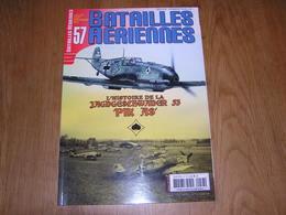BATAILLES AERIENNES N° 57 Guerre 40 45 L'Histoire De La Jagdgeschwader 53 Pik As Luftwaffe Aviation Allemande France JG - Guerre 1914-18